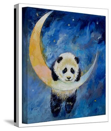 Michael Creese 'Panda Stars' Gallery-Wrapped Canvas by Michael Creese