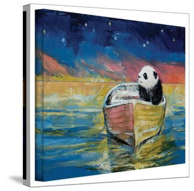 Michael Creese Stargazer Gallery-Wrapped Canvas by Michael Creese