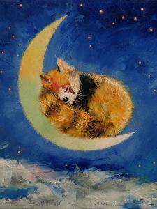 Red Panda Dreams by Michael Creese