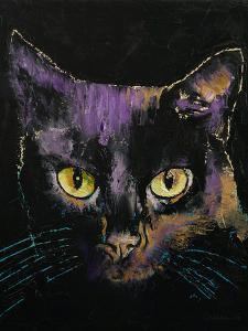 Shadow Cat by Michael Creese