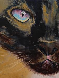 Siamese Cat by Michael Creese
