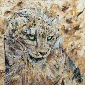 Snow Leopard by Michael Creese