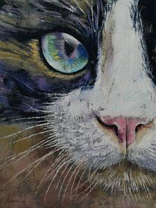 Snowshoe Cat by Michael Creese