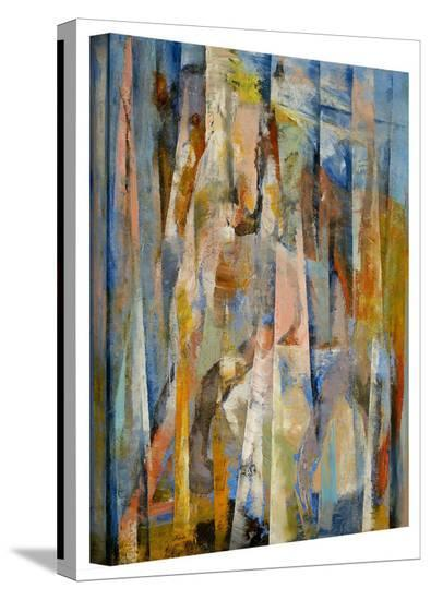 Michael Creese 'Wild Horses' Gallery-Wrapped Canvas-Michael Creese-Gallery Wrapped Canvas
