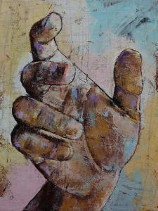 Zombie Hand by Michael Creese