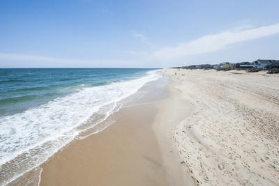 Beach at Nags Head, Outer Banks, North Carolina, United States of America, North America
