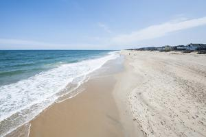 Beach at Nags Head, Outer Banks, North Carolina, United States of America, North America by Michael DeFreitas