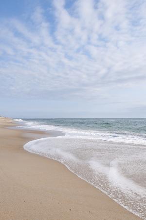 Beach Near Kitty Hawk, Outer Banks, North Carolina