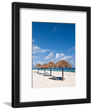 Beach Near Punta Morena, Isla De Cozumel (Cozumel Island), Cozumel, Mexico, North America