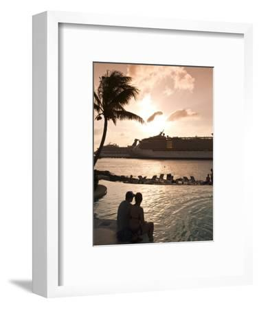 Beach Pool at Park Royal Hotel, Isla De Cozumel (Cozumel Island), Cozumel, Mexico