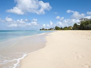 Brighton Beach, Barbados, Windward Islands, West Indies, Caribbean, Central America by Michael DeFreitas