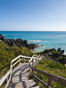 Church Bay Park, Bermuda, Central America by Michael DeFreitas