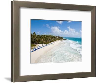 Crane Beach at Crane Beach Resort, Barbados, Windward Islands, West Indies, Caribbean