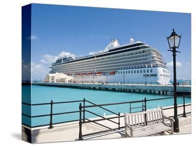 Cruise Terminal in the Royal Naval Dockyard, Bermuda, Central America