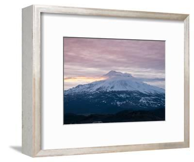 Dawn at Mount Shasta, California, USA