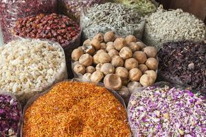 Deira Spice Souk, Dubai, United Arab Emirates by Michael DeFreitas