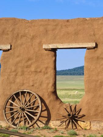 Fort Union National Monument and Santa Fe National Historic Trail, New Mexico by Michael DeFreitas