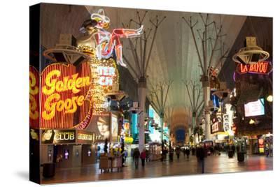 Fremont Street Experience Las Vegas, Nevada, USA