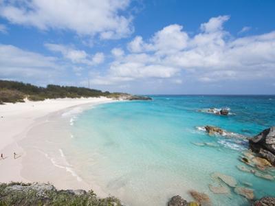 Horseshoe Bay Beach, Bermuda, Central America by Michael DeFreitas