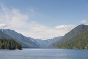 Inside Passage, British Columbia, Canada, North America by Michael DeFreitas