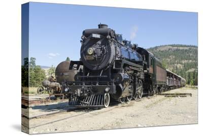 Kettle Valley Steam Railway, Summerland, British Columbia, Canada