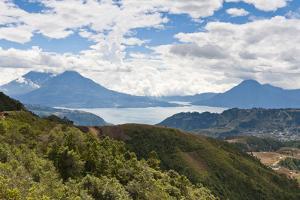 Lago De Atitlan (Lake Atitlan), Solola, Guatemala by Michael DeFreitas