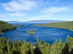 Lake Tahoe Vista, California, United States of America, North America by Michael DeFreitas