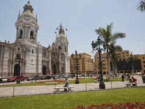 Lima, Peru, South America by Michael DeFreitas