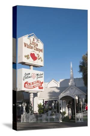 Little White Chapel Wedding Chapel in Las Vegas, Nevada, USA