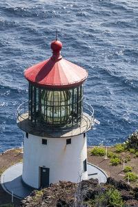 Makapu'U Point Lighthouse, Oahu, Hawaii, United States of America, Pacific by Michael DeFreitas