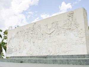 Monumento Ernesto Che Guevara, Plaza De La Revolucion Che Guevara, Santa Clara, Cuba by Michael DeFreitas