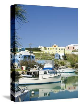 Mullet Bay in St. George'S, Bermuda, Central America