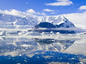 Neko Cove, Antarctica, Polar Regions by Michael DeFreitas