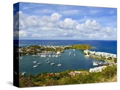 Oyster Pond, St. Martin, Netherlands Antilles, Caribbean
