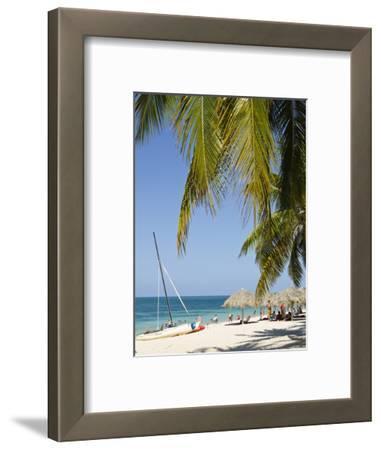 Playa Ancon, Trinidad, Cuba, West Indies, Caribbean, Central America