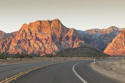 Red Rock Canyon Outside Las Vegas, Nevada, USA by Michael DeFreitas