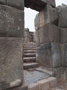 Sacsayhuaman, Cuzco, Peru, South America by Michael DeFreitas