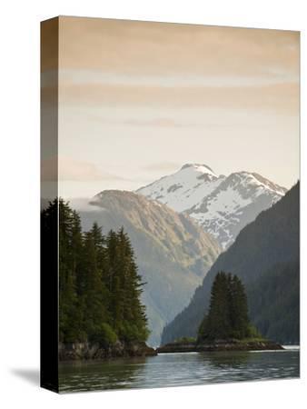 Scenery Cove in the Thomas Bay Region of Southeast Alaska, Alaska, USA
