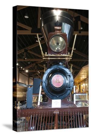 Steam Locomotive Train, Nevada State Railroad Museum Carson City, Nevada, USA