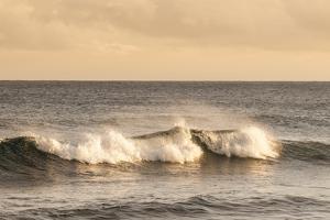 Sunset at Poipu Beach Kauai, Hawaii by Michael DeFreitas