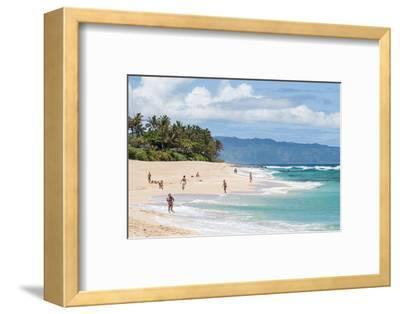 Sunset Beach, North Shore, Oahu, Hawaii, United States of America, Pacific
