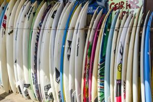 Surf Shop in Haleiwa, North Shore Oahu, Hawaii, United States of America, Pacific by Michael DeFreitas