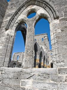 The Unfinished Church in St. George'S, Bermuda, Central America by Michael DeFreitas