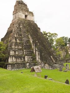 Tikal National Park (Parque Nacional Tikal), UNESCO World Heritage Site, Guatemala, Central America by Michael DeFreitas