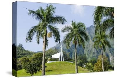 Valley of the Temples, Kaneohe, Oahu, Hawaii
