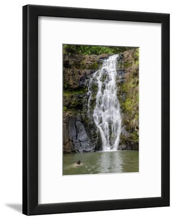Waimea Falls, Waimea Valley Audubon Park, North Shore