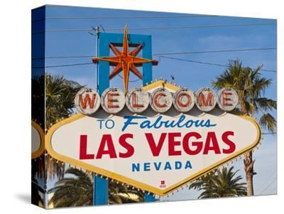 Welcome to Las Vegas Sign, Las Vegas, Nevada, United States of America, North America