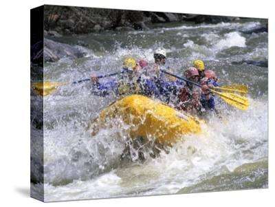Whitewater Rafting, Montana, USA