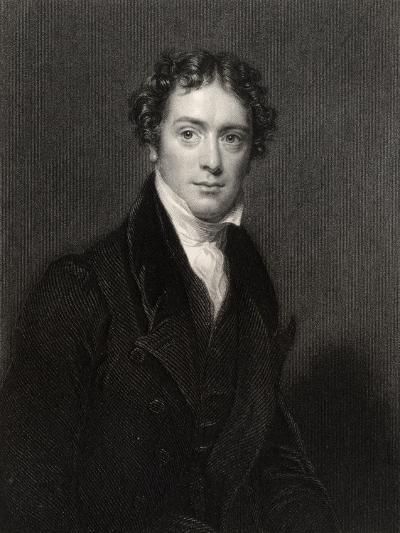 Michael Faraday, Engraved by J. Cochran, from 'National Portrait Gallery, Volume V', Published…-Henry William Pickersgill-Giclee Print