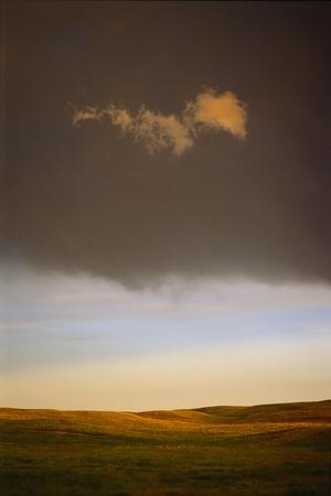 Clouds Form Above the Remote Sandhills